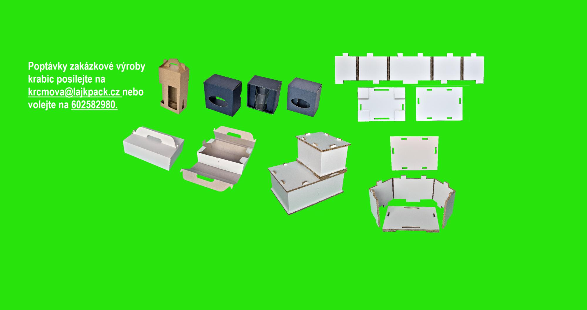LAJK PACK s.r.o. - krabice na klíč